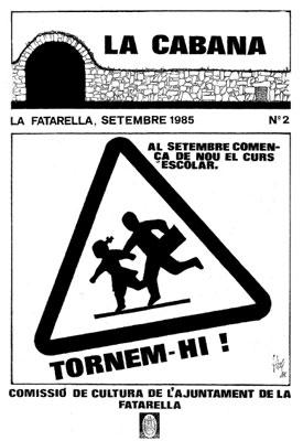 La Cabana 2 - Setembre de 1985