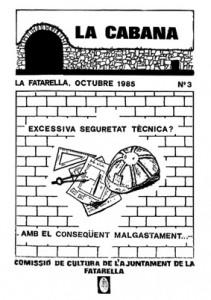 La Cabana 3 - Octubre de 1985