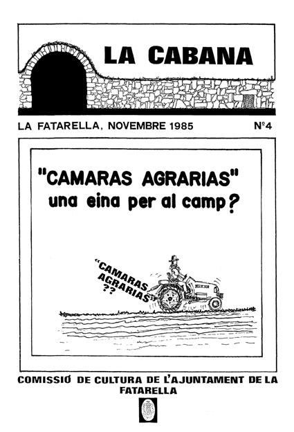 La Cabana 4 - Novembre de 1985