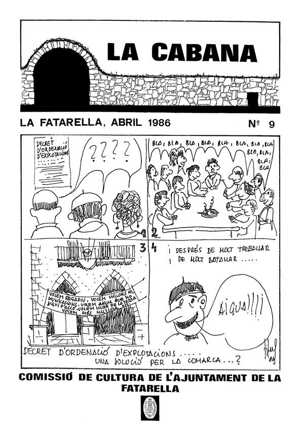 La Cabana 9 - Abril de 1986