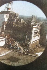 Fotografia accident Txernobil