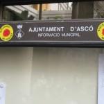 """""""Nuclears no, gràcies"""" a l'Ajuntament d'Ascó"""
