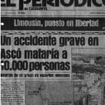 article El Periódico 23-ago-1982 (portada) Informe Bremen