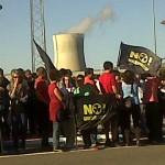 Manifestació CANC a Ascó, 26-9-2010