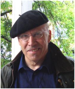 Chris Busby, químico-físic secretari de la ECRR