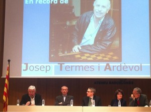 Homenatge Josep Termes