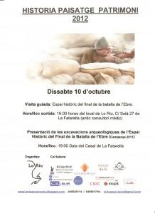 Activitats Lo Riu - Novembre2012