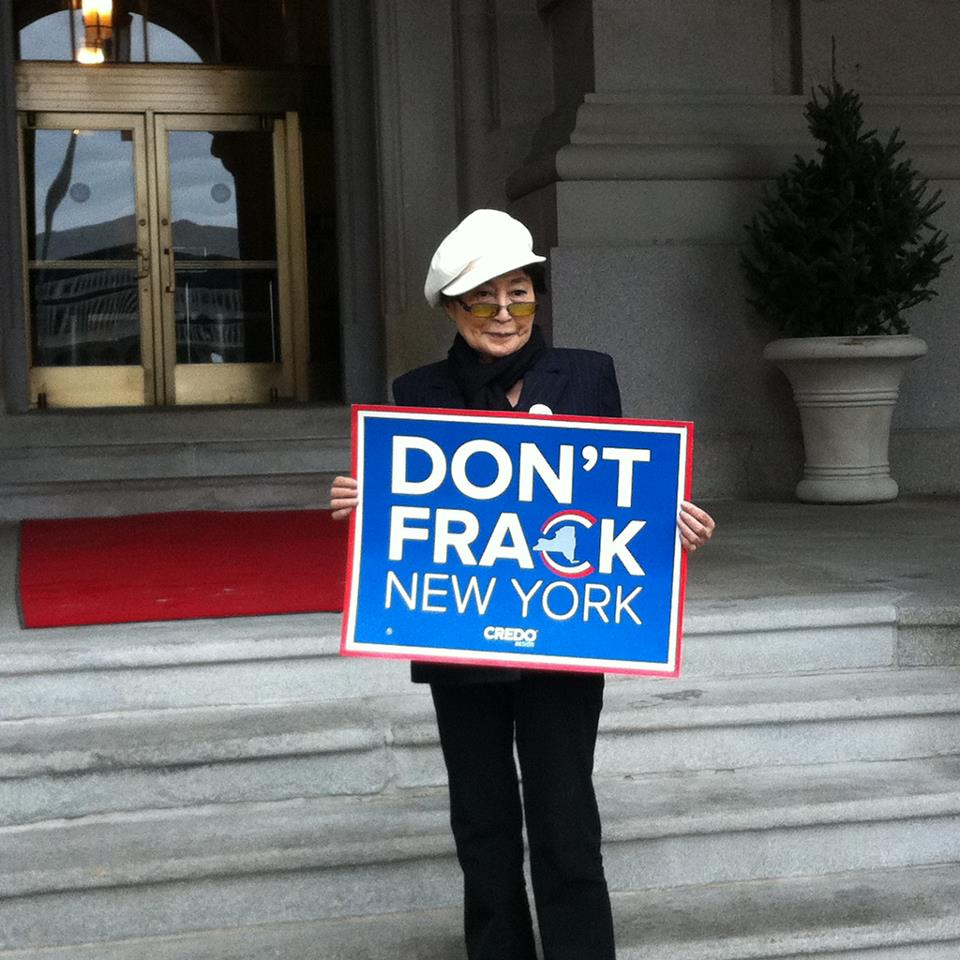 Don't Frack New York!