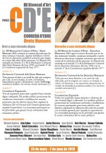 III Biennal Corbera