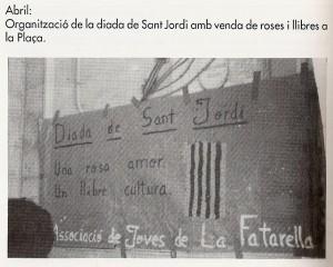 Sant Jordi 2013 ALFATARA